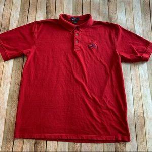 Saint Louis Cardinals men's polo shirt
